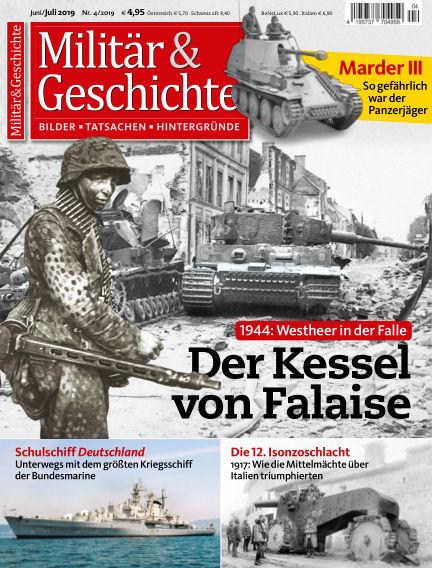 Militär & Geschichte May 06, 2019 00:00