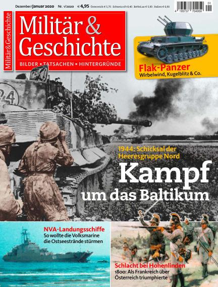 Militär & Geschichte November 04, 2019 00:00
