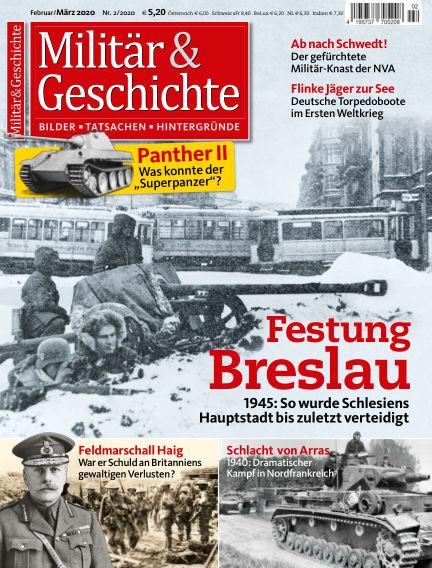 Militär & Geschichte January 07, 2020 00:00