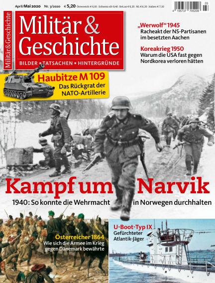 Militär & Geschichte March 09, 2020 00:00