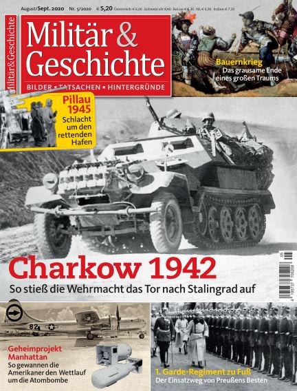 Militär & Geschichte July 06, 2020 00:00