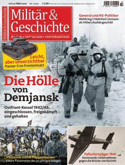Militär & Geschichte January 04, 2021 00:00
