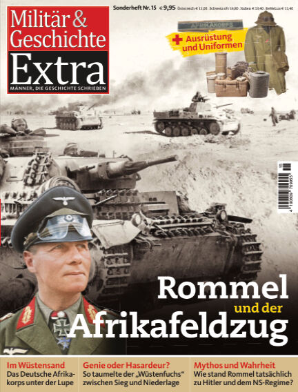 Militär & Geschichte March 08, 2021 00:00