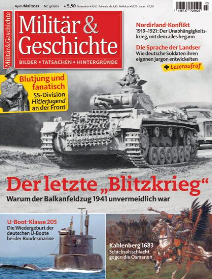 Militär & Geschichte March 01, 2021 00:00