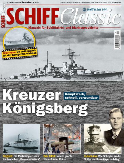 Schiff Classic October 15, 2018 00:00