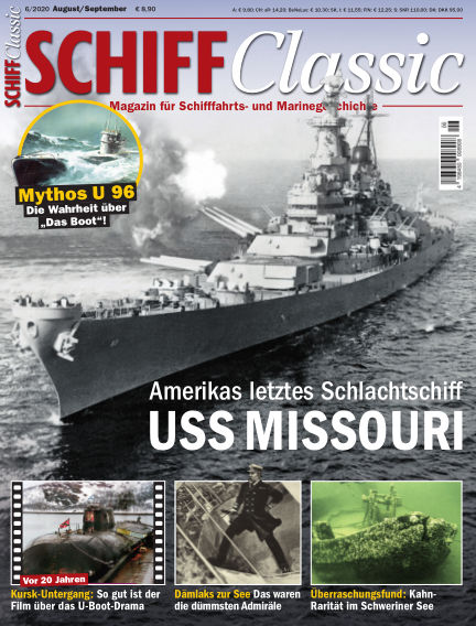 Schiff Classic August 03, 2020 00:00