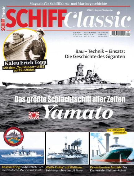 Schiff Classic August 02, 2021 00:00