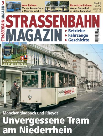 Straßenbahn Magazin February 24, 2018 00:00