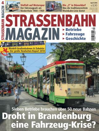 Straßenbahn Magazin 04_2018
