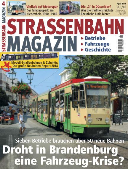 Straßenbahn Magazin March 23, 2018 00:00