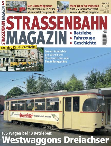 Straßenbahn Magazin April 20, 2018 00:00