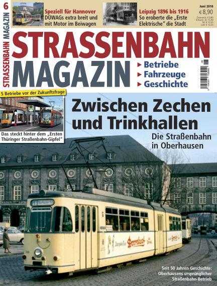 Straßenbahn Magazin May 18, 2018 00:00