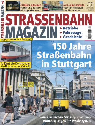 Straßenbahn Magazin 07_2018