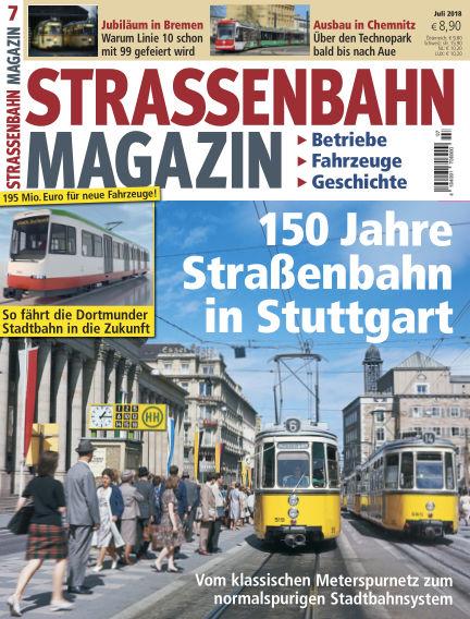 Straßenbahn Magazin June 22, 2018 00:00
