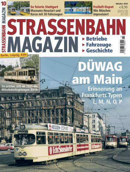 Straßenbahn Magazin September 14, 2018 00:00