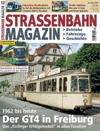 Straßenbahn Magazin 12_2018