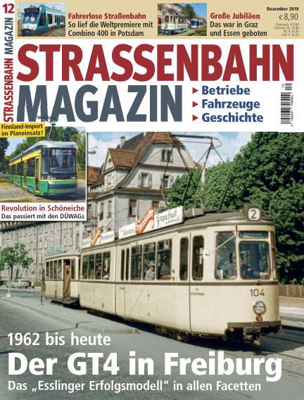 Straßenbahn Magazin November 23, 2018 00:00