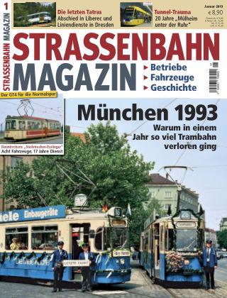 Straßenbahn Magazin 01_2019