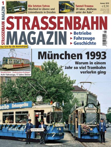Straßenbahn Magazin December 21, 2018 00:00