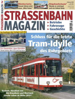 Straßenbahn Magazin 02_2019