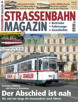 Straßenbahn Magazin 04_2019