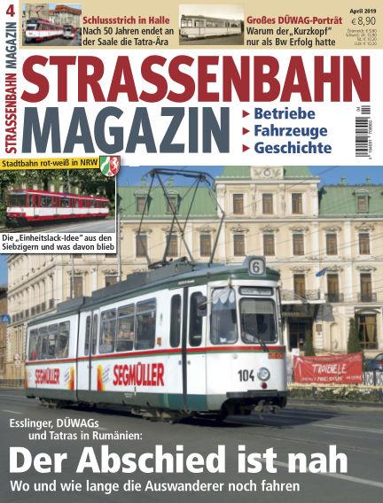 Straßenbahn Magazin March 22, 2019 00:00