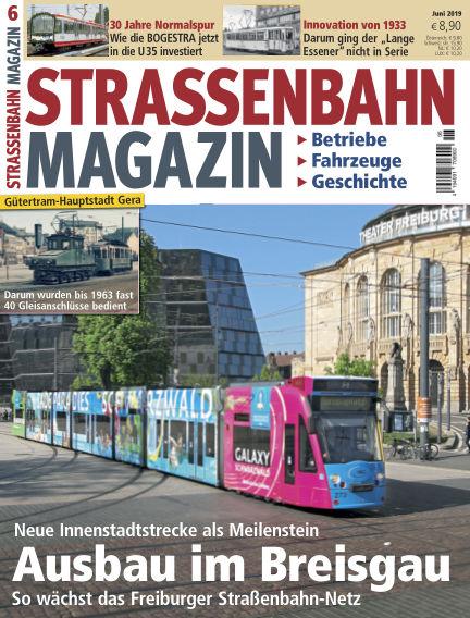 Straßenbahn Magazin May 24, 2019 00:00