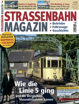Straßenbahn Magazin 07_2019