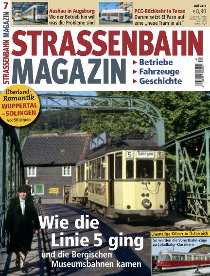 Straßenbahn Magazin June 21, 2019 00:00