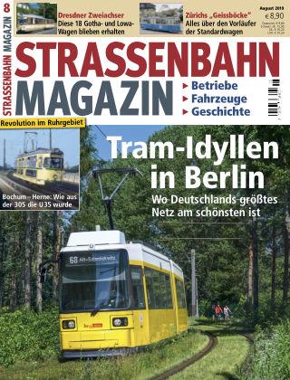 Straßenbahn Magazin 08_2019