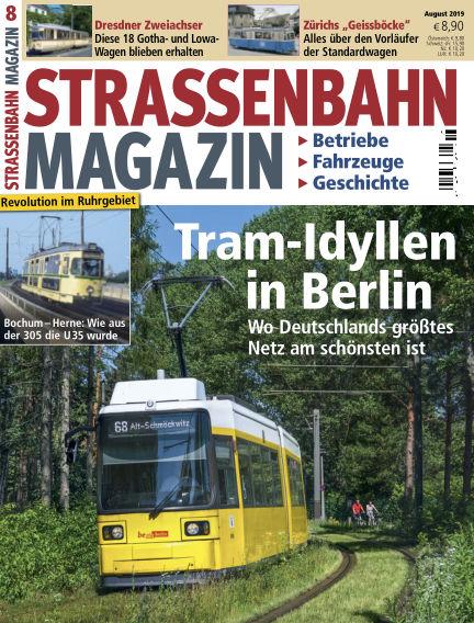 Straßenbahn Magazin July 26, 2019 00:00