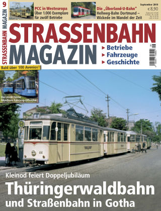 Straßenbahn Magazin 09_2019
