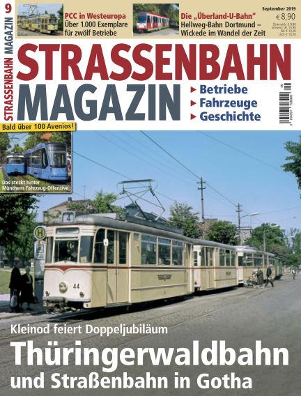 Straßenbahn Magazin August 23, 2019 00:00