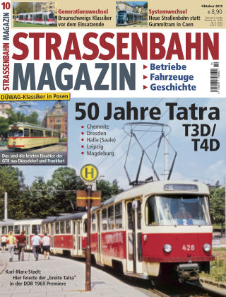 Straßenbahn Magazin 10_2019