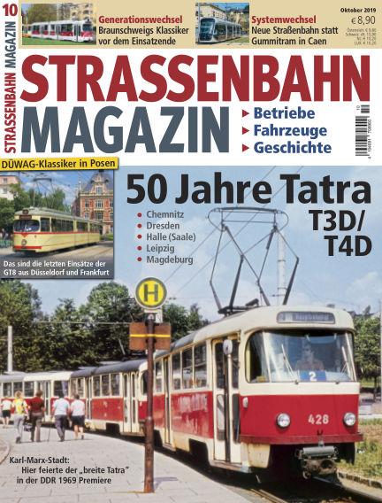 Straßenbahn Magazin September 20, 2019 00:00