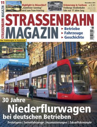 Straßenbahn Magazin 11_2019
