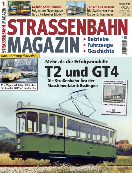 Straßenbahn Magazin December 20, 2019 00:00