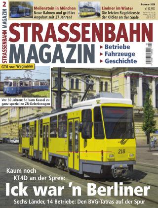 Straßenbahn Magazin 02_2020