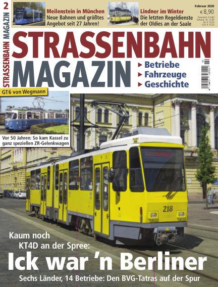 Straßenbahn Magazin January 24, 2020 00:00