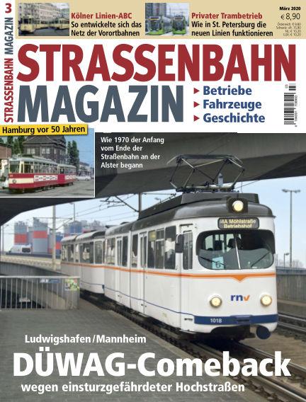 Straßenbahn Magazin February 28, 2020 00:00