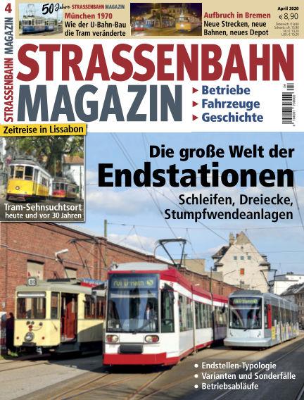Straßenbahn Magazin March 27, 2020 00:00