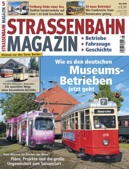 Straßenbahn Magazin April 24, 2020 00:00