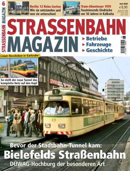Straßenbahn Magazin May 29, 2020 00:00