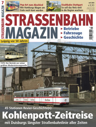 Straßenbahn Magazin 07_2020