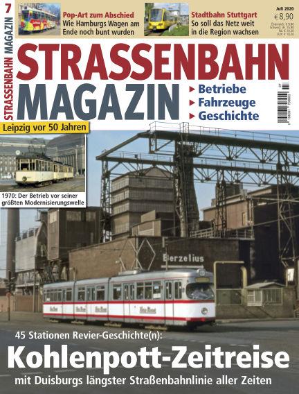 Straßenbahn Magazin June 26, 2020 00:00
