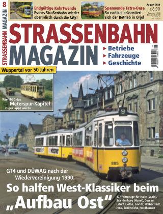 Straßenbahn Magazin 08_2020