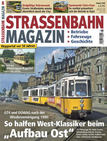 Straßenbahn Magazin July 24, 2020 00:00