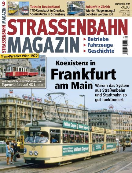 Straßenbahn Magazin August 21, 2020 00:00