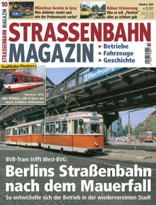 Straßenbahn Magazin 10_2020