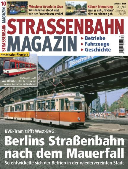 Straßenbahn Magazin September 25, 2020 00:00